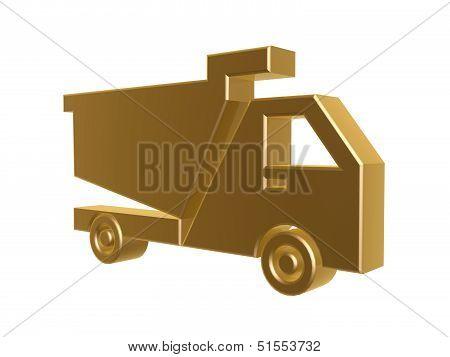 Golden Tipper