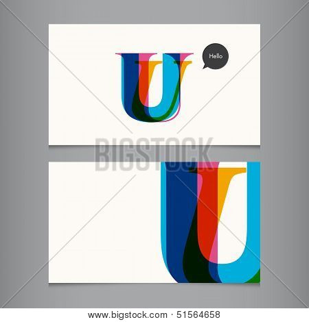U-business-card