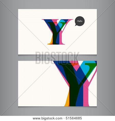 Y-business-card