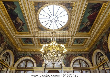 Assemblee nationale, chamber of deputies, Paris France