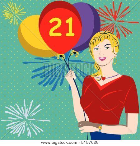 21.st Birthday