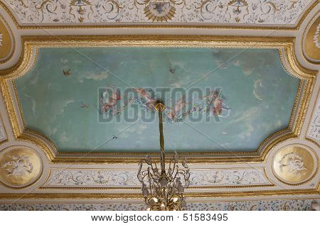 Assemblee nationale, hotel de Lassay, Paris France