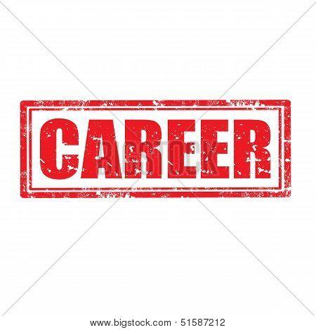 Career-stamp
