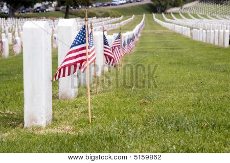 Us Military Cemetery, Fort Rosecrants National Cemetery