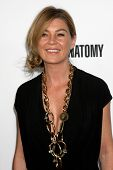 LOS ANGELES - SEP 28:  Ellen Pompeo at the Grey's Anatomy 200th Show Party at The Colony on Septembe