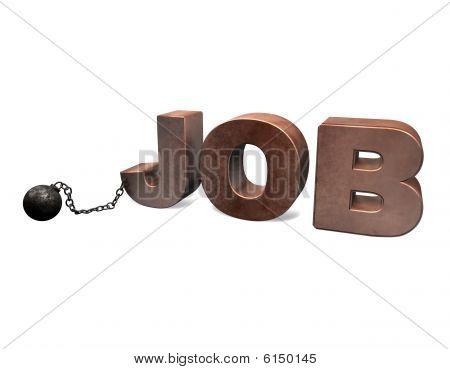 Slave Of Job 3D