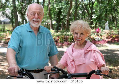 Aktive Senior Biker