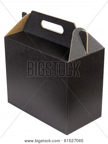 Dark Box For Bottles