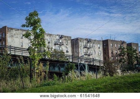 Old Buildings Bronx