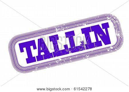 Tallin Stamp