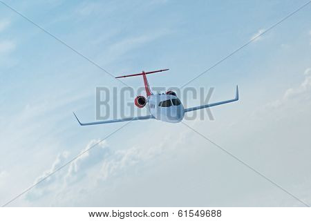 Corporate jet