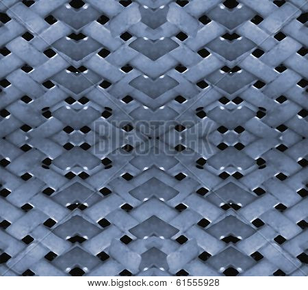 Futuristic Grid Pattern
