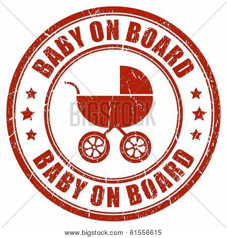 Baby on board satmp