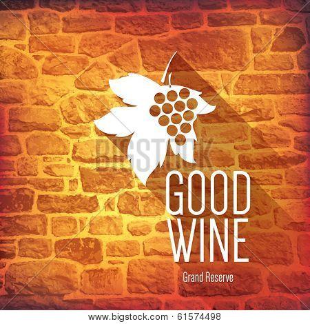 Wine list design