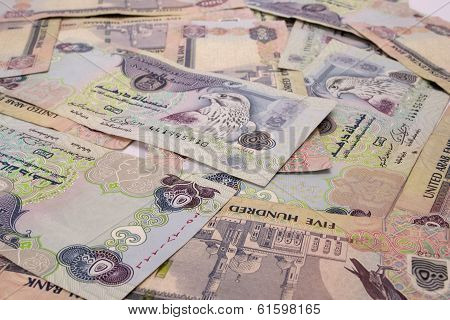 UAE 500 Dirhams