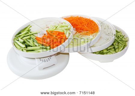 Vegetable Dehydrator