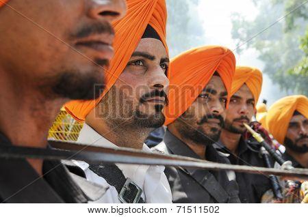 Punjabi Live band.