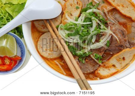 Beef And Pork Rice Vermicelli
