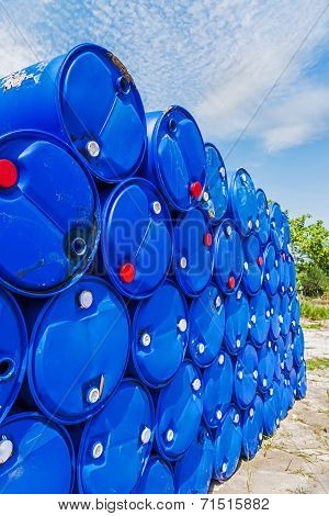 Chemical Barrels,plastic Storage Drums.