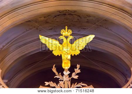 Eagle With Double Head