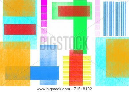 Modern Shaped Background