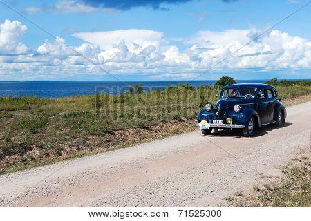 Volvo Pv 60 (1946), Oldtimer Car