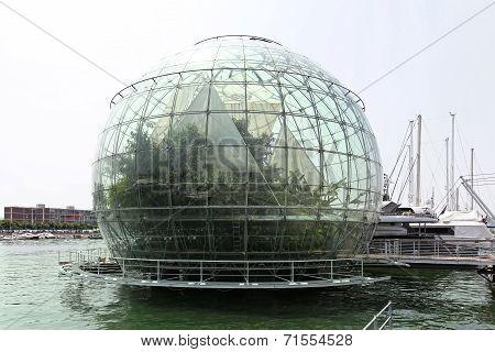 Biosphere Globe Genoa