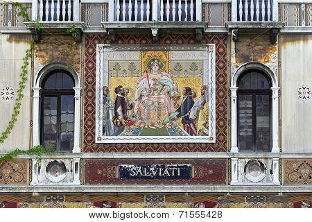 Salviati Palace Venice