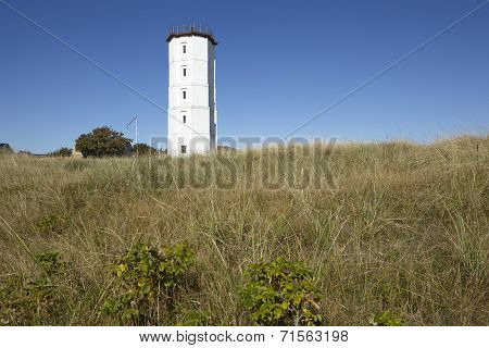 Skagen (denmark) - Lighthouse White Tower