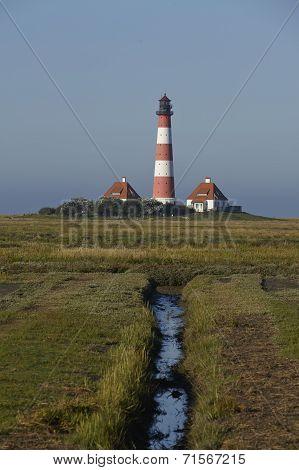 Westerhever (germany) - Light House