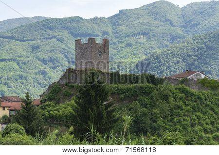 Ghivizzano (tuscany, Italy)