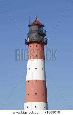 Westerhever (germany) - Top Of The Light House