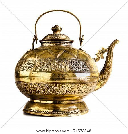Luxury Teapot