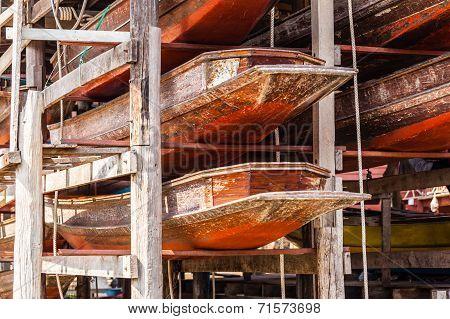Stored Hulls
