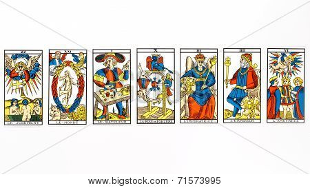 Tarot Card Draw