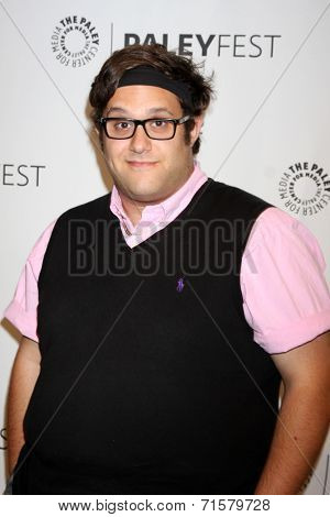 LOS ANGELES - SEP 7:  Ari Stidham at the Paley Center For Media's PaleyFest 2014 Fall TV Previews - CBS at Paley Center For Media on September 7, 2014 in Beverly Hills, CA