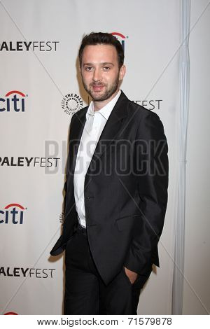 LOS ANGELES - SEP 7:  Eddie Kaye Thomas at the Paley Center For Media's PaleyFest 2014 Fall TV Previews - CBS at Paley Center For Media on September 7, 2014 in Beverly Hills, CA