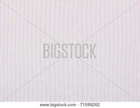 Knitwear Background With Ripped Surface