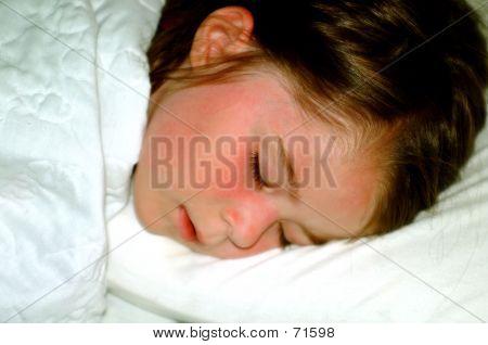 Children-Sleeping Girl