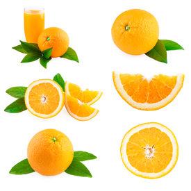 pic of orange  - Oranges fruits collection - JPG