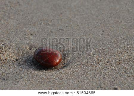 Single pebble