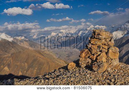 Tian Shan In Kyrgyzstan