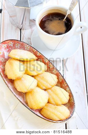 French Lemon Biscuits