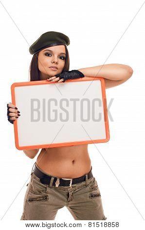 Beauty in Army