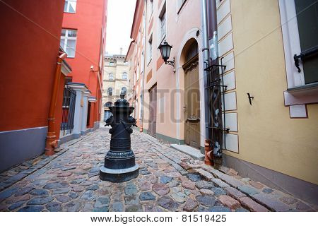 Riga's Streets