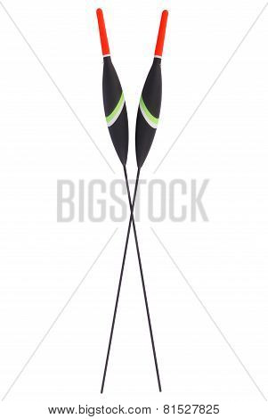 Two Fishing Bobber (clipping Path)