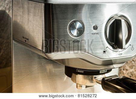Coffee maker machine