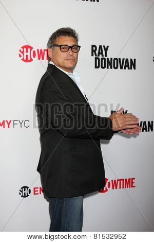 LOS ANGELES - APR 28:  Steven Bauer at the