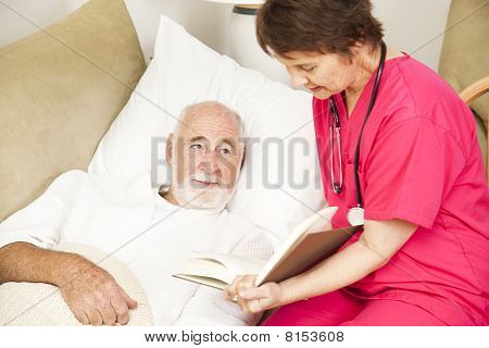 Home Caregiver- Story Time