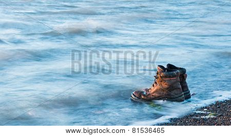 Water Work Boots